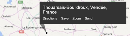 Villa Vendee location in Thouarsais Bouildroux